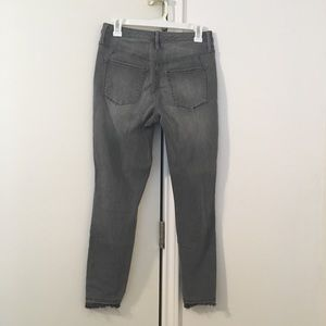 Mossimo Supply Co. Jeans - Mossimo High Rise Gray Jeggings 6/28R